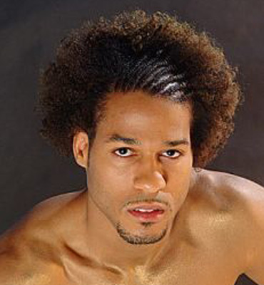 Filed in curly hairstyles, Men's Hairstyles